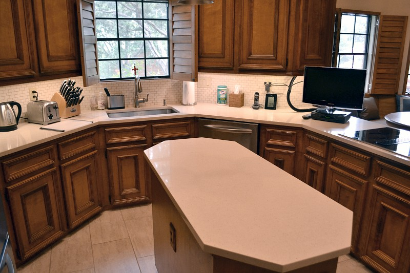 Stones For Kitchen Countertops : Austin Stone Works Project Gallery Stone Kitchen Countertops Granite ...