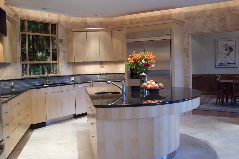 Kitchen Stone Countertop Gallery