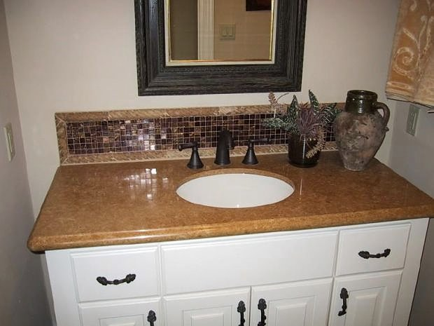 Below is a small sampling of some of the various bathroom countertops and  showers we have created for our customers Soapstone Bathroom Countertops Granite Stone Backsplashes Austin TX. Bathroom Counters. Home Design Ideas