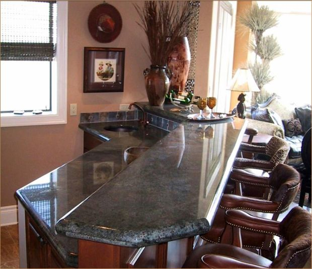 Granite Countertops Have Many Different Edge Styles